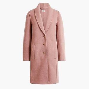 J.CREW Boiled wool topcoat